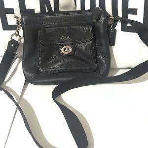 Coach Crossbody Leather Bag